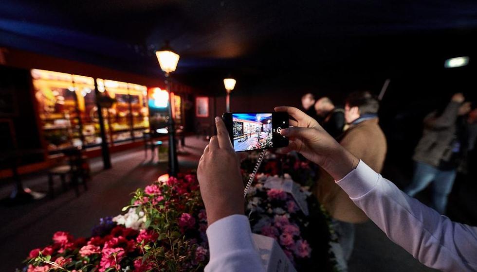 هواوي تكشف النقاب عن هاتفيها الجديدين P20 وP20 PRO