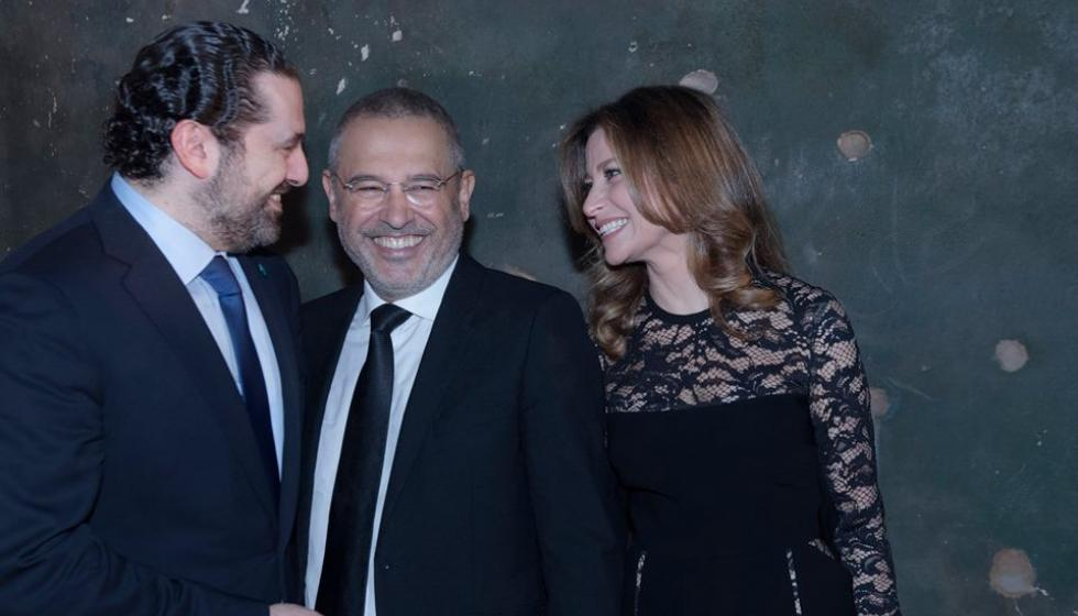 """إيلي صعب """"للحسناء"""": للنجاح نكهة خاصة عندما يكون التكريم من لبنان"""