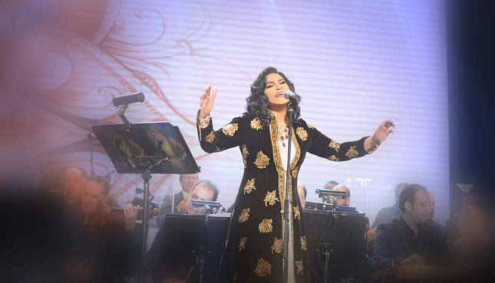 """أحلام تغرّد بأنها """"مجرّة"""" بعد حفلها الأخير في مصر"""