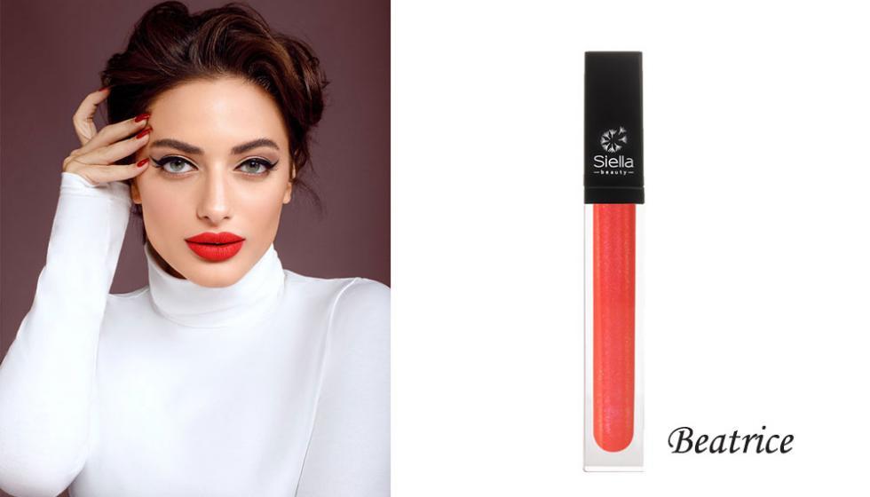اختاري أحمر الشفاه المناسب لكِ من مجموعة Siella Beauty