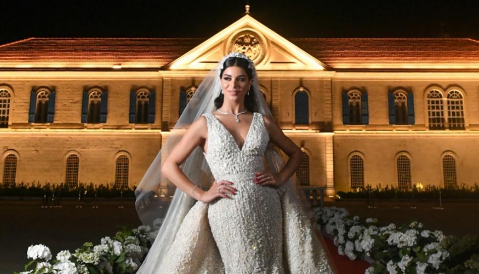 زفاف ريما فقيه...بالصور