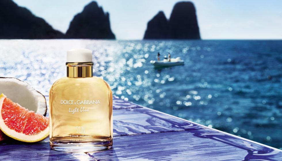Dolce&Gabbana تطلق عطر LIGHT BLUE SUN بإصدار محدود لصيف 2019