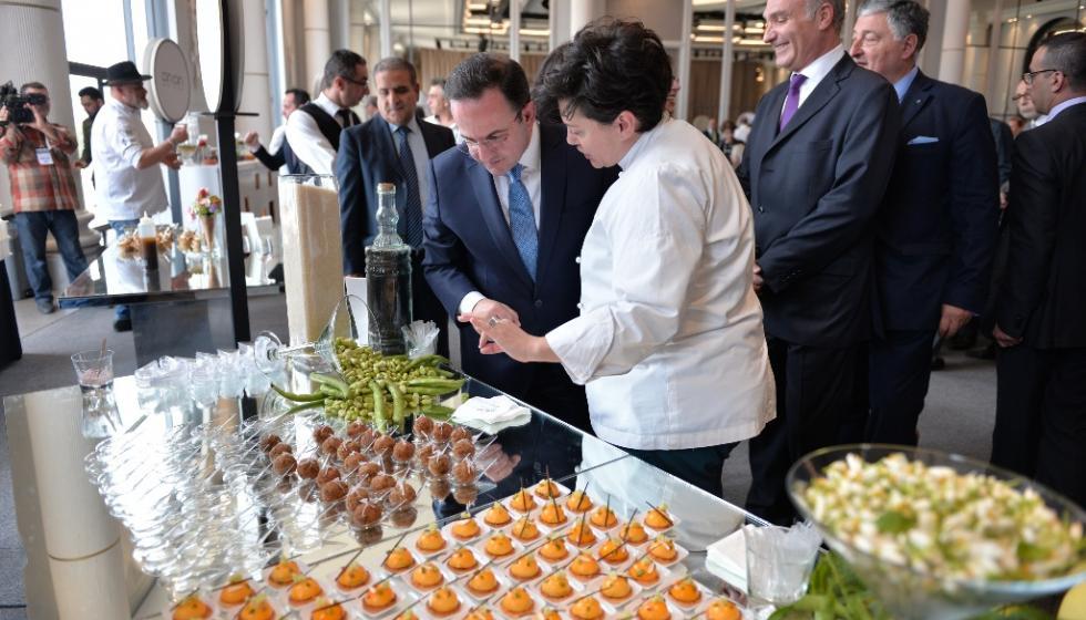 """14 من كبار الطهاة اللبنانيين شاركوا في افتتاح معرض """"هوريكا"""""""