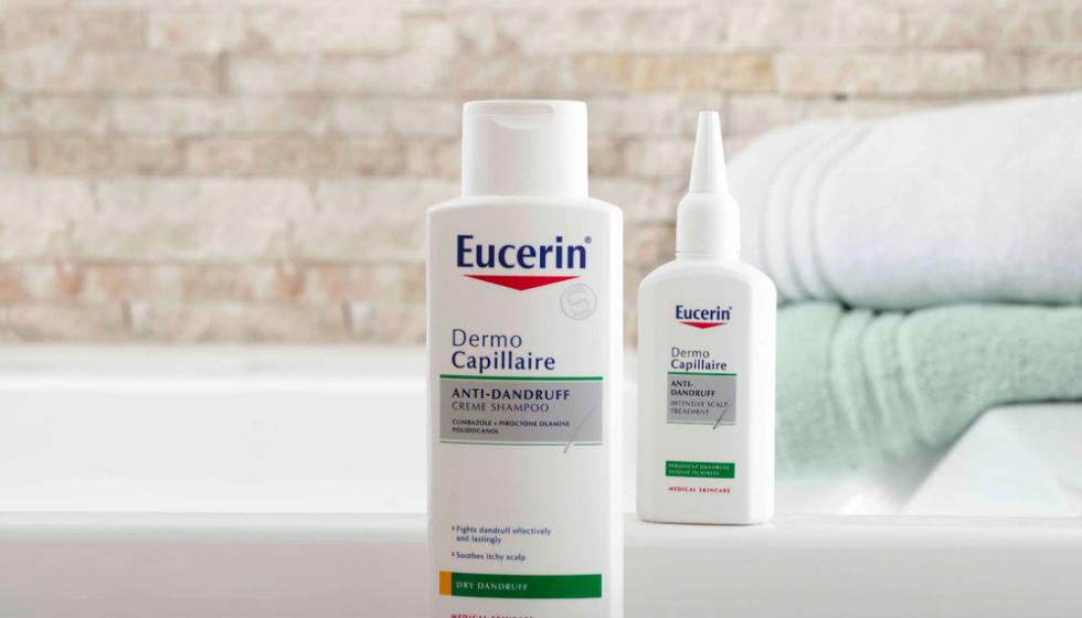 شعر صحي مع Eucerin® DermoCapillaire