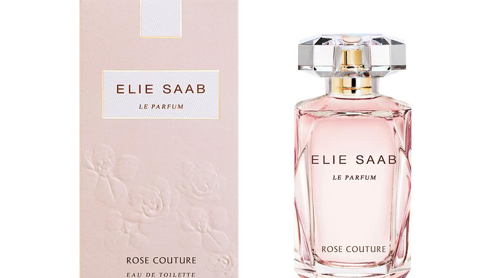 قوّة وانوثة في عطر Rose Couture