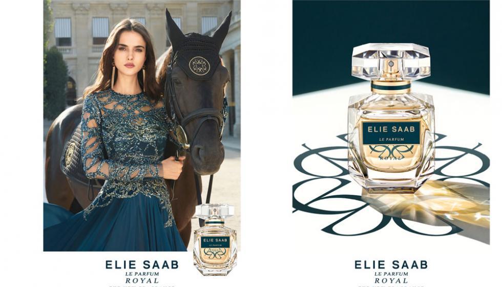 المصمّم العالمي إيلي صعب يُطلق عطر Le Parfum Royal