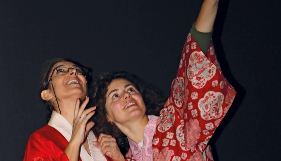 لارا قانصو: لا أؤمن بالثورات والتغيير يتحقّق بالفنّ واللاعنف