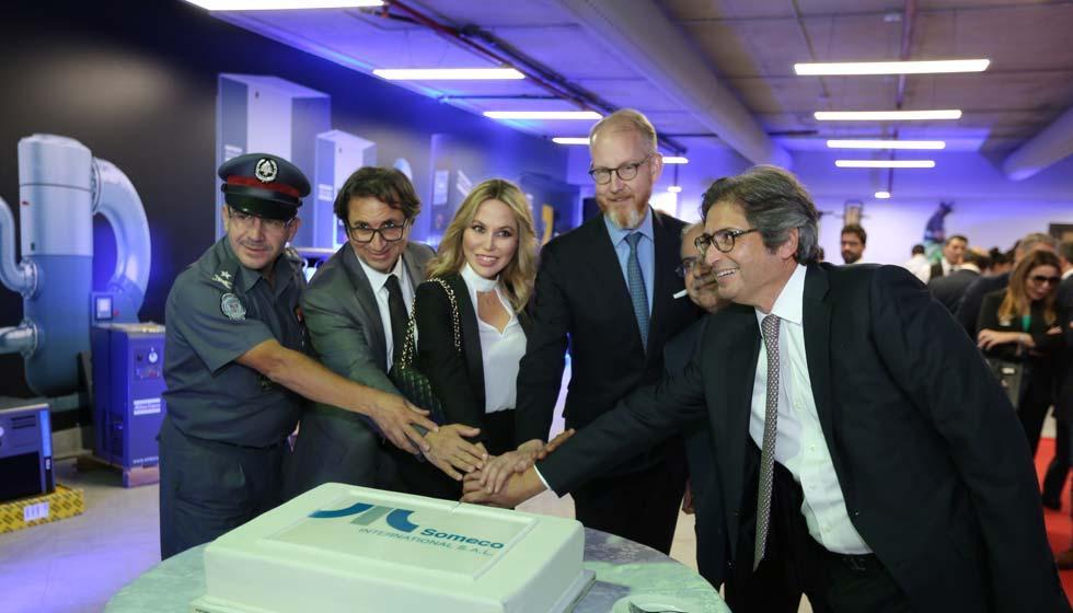 إفتتاح شركة سوميكو في الكرنتينا برعاية وزير الإقتصاد
