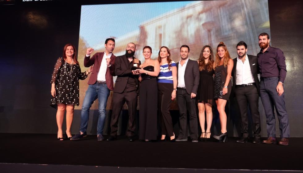 فوز مزدوج لشركة Pencell PR & Events بيروت في حفل MENA Digital Awards في دبي