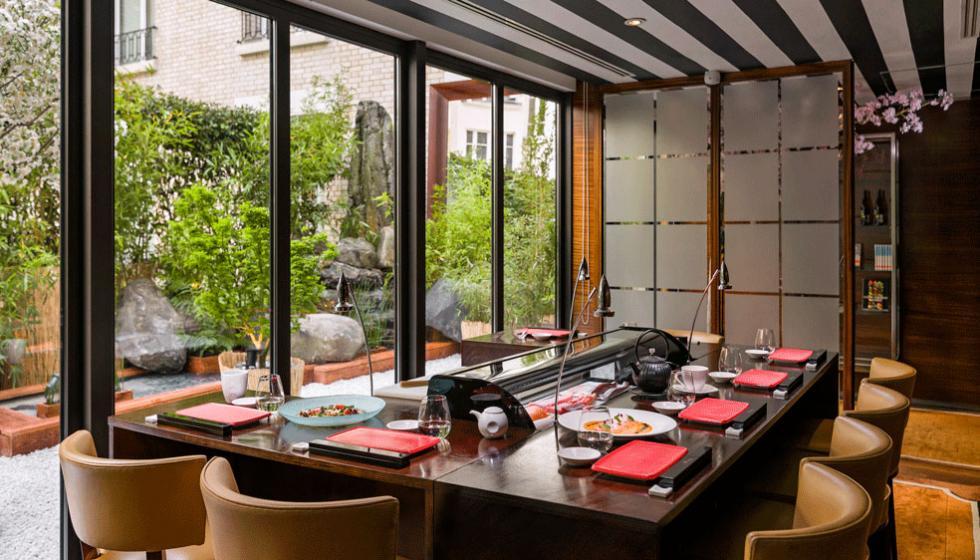 """فندق """"لو رويال مونسو"""" يُطلق مطعم """"ماتسوهيسا نيوا"""" الحصري الذي يتميّز بأجواء يابانية فريدة"""