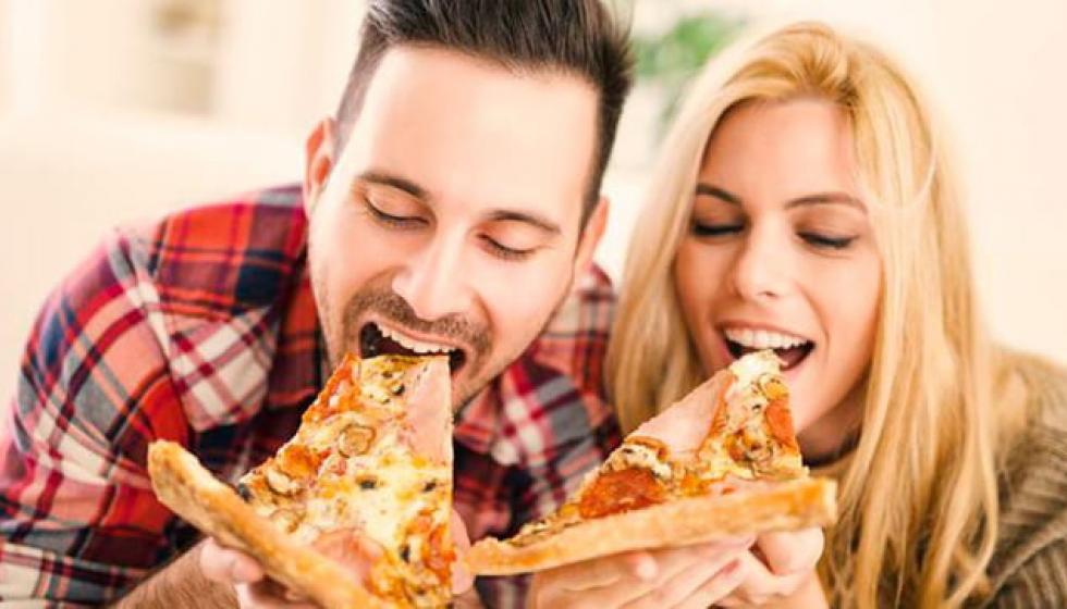 دراسة جديدة تؤكد أن الارتباط يزيد الوزن!