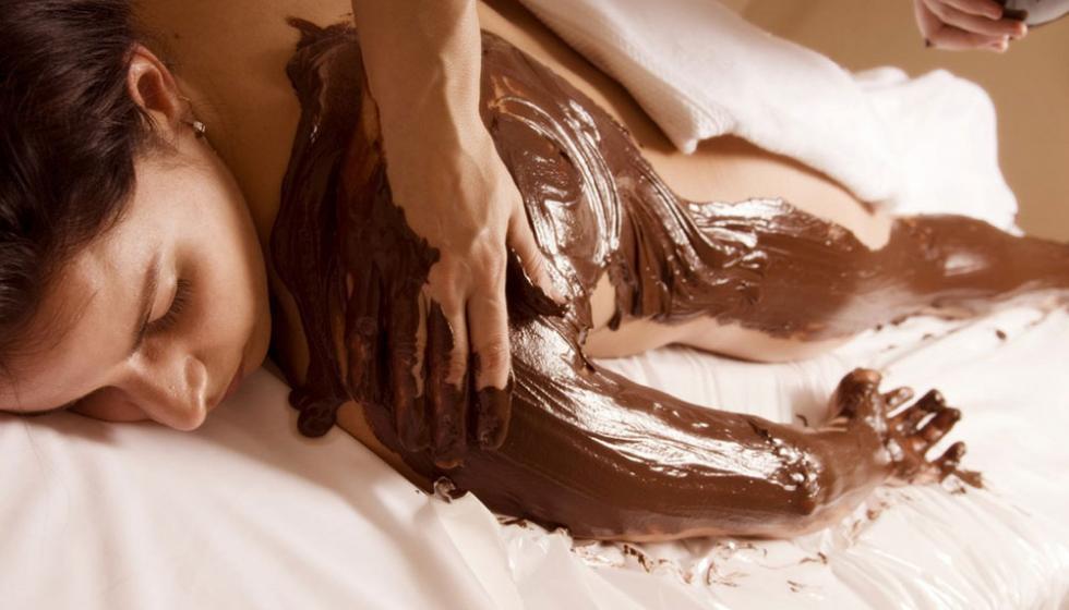 الشوكولاته والعسل لجسم ناعم في الشتاء