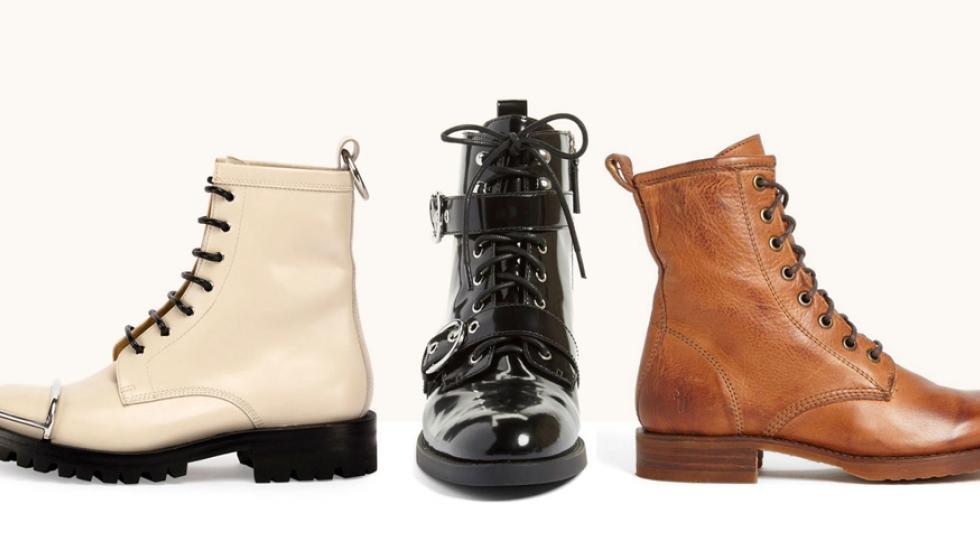 bde110852 قولي وداعاً لأحذية الصيف وتعرّفي على أحدث صيحات موضة أحذية الشتاء ...