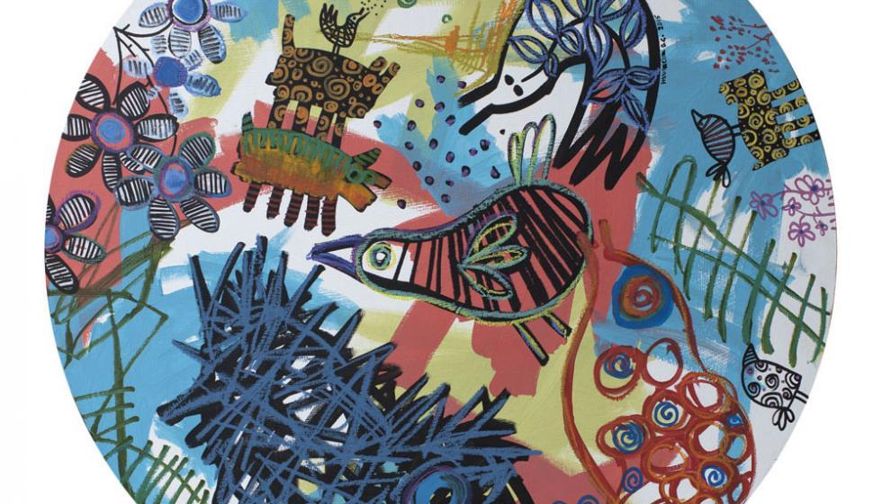 «معرض بيروت للفنّ» في دورته السّادسة