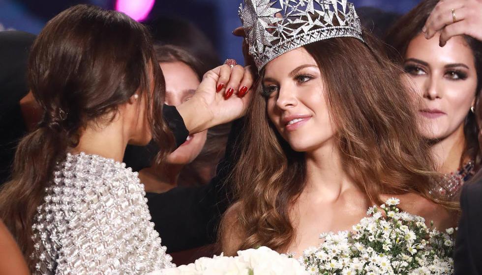 مايا رعيدي على عرش الجمال في لبنان