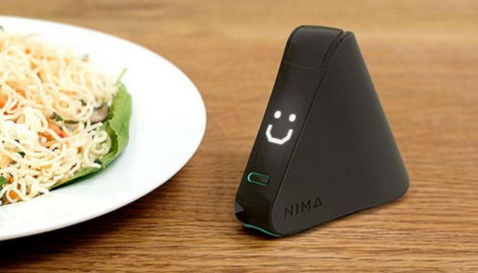 جهاز يبتسم أو يحزن ليكشف عن الغلوتين في طعامكم