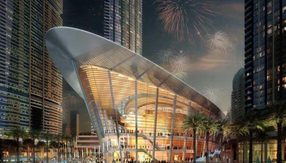لأول مرة أوبرا في دبي!