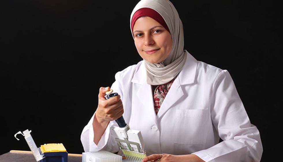"""د. أريج أبو حمّاد من """"برنامج لوريال – اليونسكو"""": المرأة تضع بصمتها في مجالات العلوم المختلفة"""