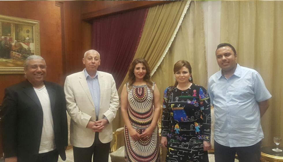 مهرجان أسوان ينطلق في فبراير برئاسة الهام شاهين