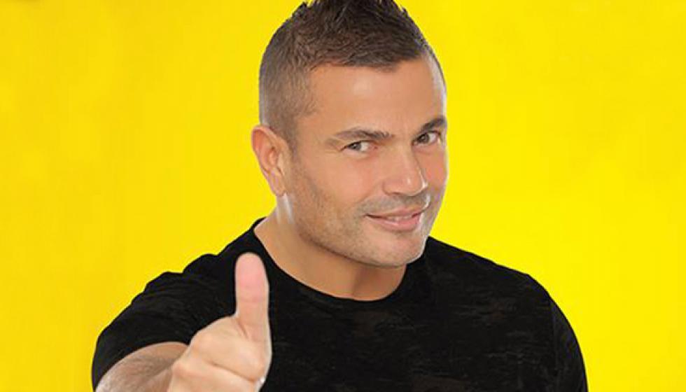 """""""روتانا"""" تمنع نشر البوم عمرو دياب على """"يوتيوب"""""""