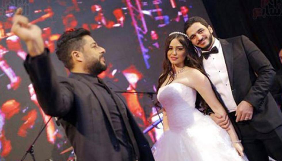 محمد السبكي يجمع النجوم في حفل زفاف نجله