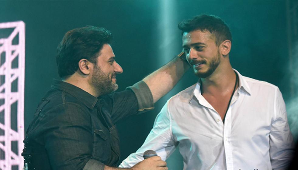 """سعد لمجرد في """"أعياد بيروت"""": كوكتيل لبناني مغربي"""