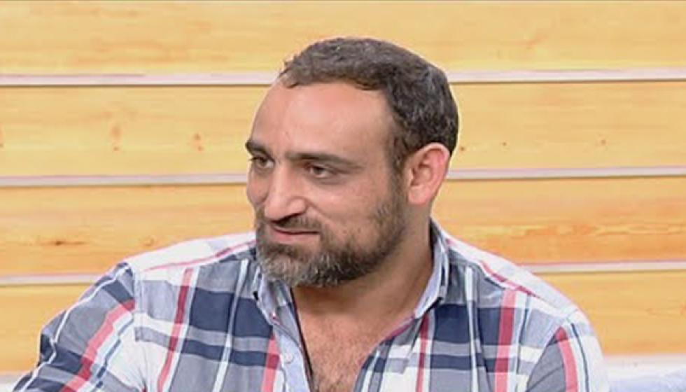 عبده شاهين:أنا ممثل يلعب كل الأدوار ويتحدى بها