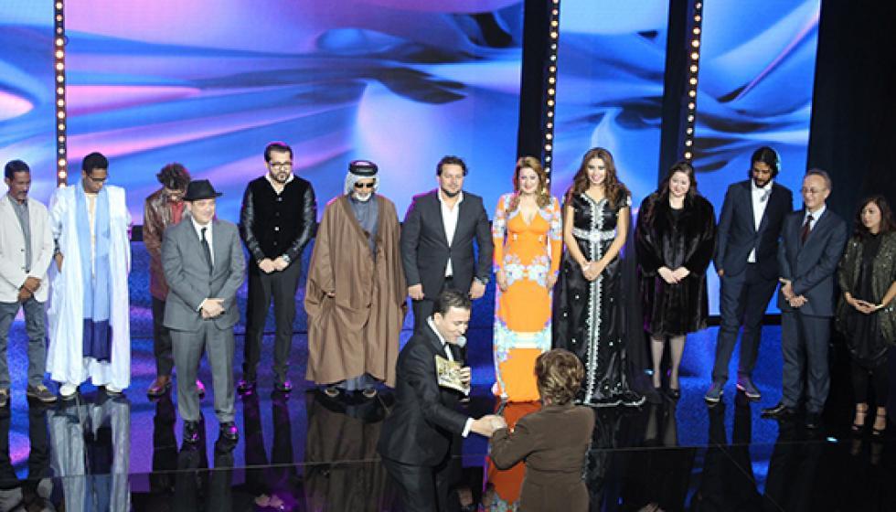افتتاح أيام الفيلم العربي المتوج في الجزائر