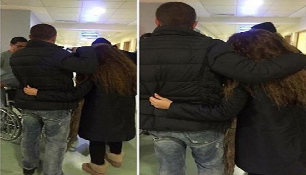 ميريام تنفي ولادتها والتسمم يدخلها المستشفى