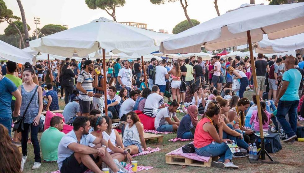 """""""City Picnic"""" بمشاركة 6 ألآف لبناني: النزهة الأكبر تنشر الفرح في بيروت"""