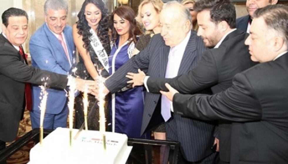هند السداسي ملكة جمال المغرب العربي 2016