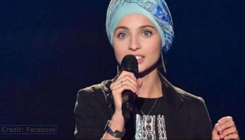 منال ابتسام أعلنت انسحابها من The Voice فرنسا