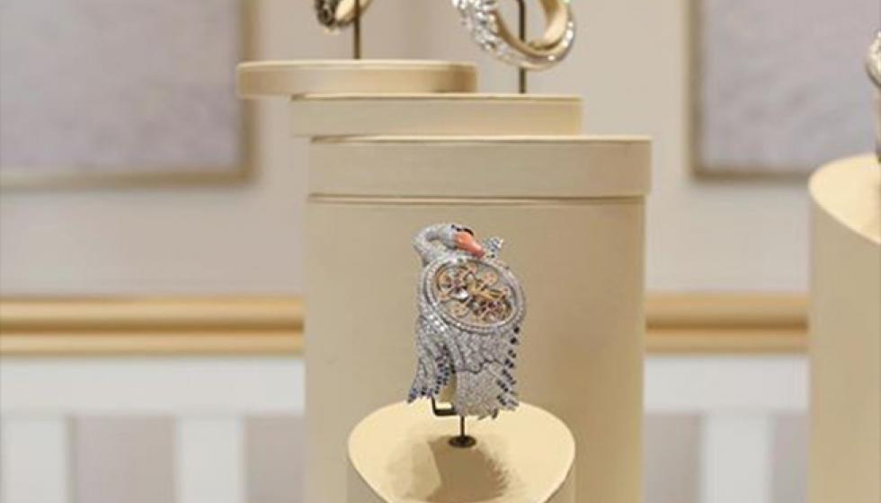 """مجوهرات """" Boucheron """" و"""" Chopard"""" لمرأة تبحث عن التميّز"""