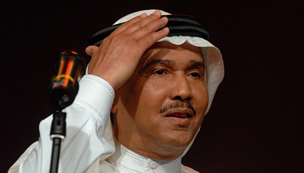 محمد عبده يغني في دار الاوبرا المصرية