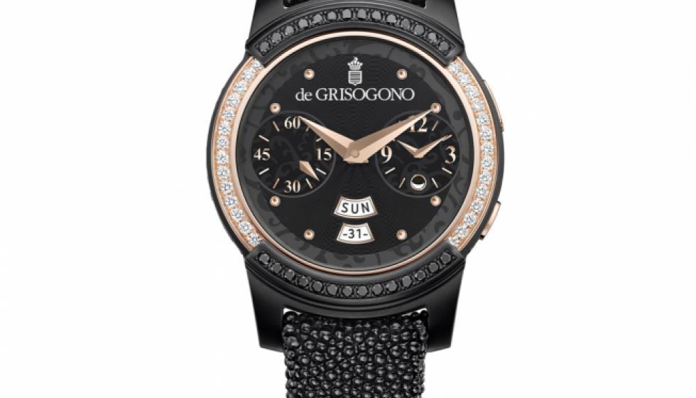 """""""عالم بازل"""" نَبَضَ على إيقاع ساعةٍ ذكيةٍ فاخرة من Samsungو de GRISOGONO"""