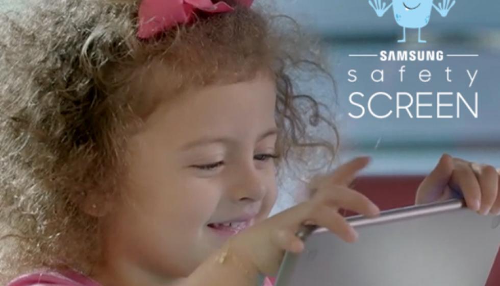"""تطبيق من """"سامسونج"""" يحمي العيون أثناء استخدام الأجهزة الخلوية"""