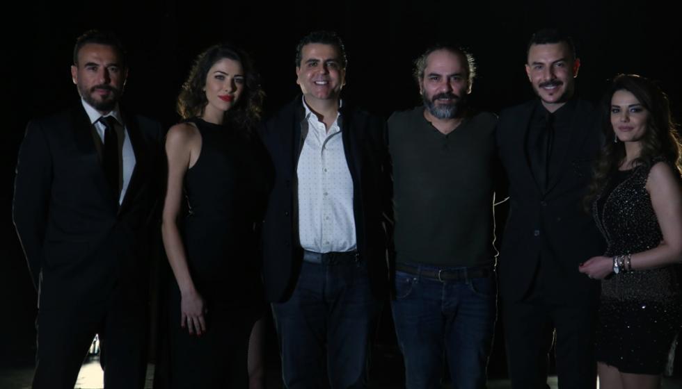 باسل خياط وباسم مغنية معاً في مسلسل Tango