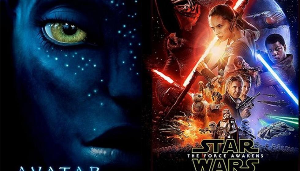 Star Wars يطيح بـ Avatar