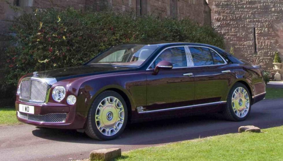 الملكة اليزابيت تعرض سيارتها للبيع