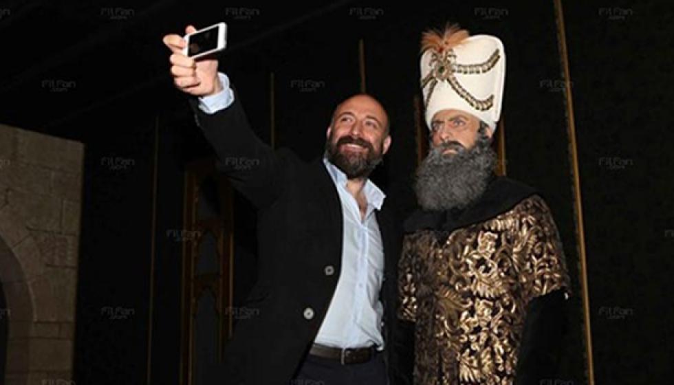 السلطان سليمان يعود