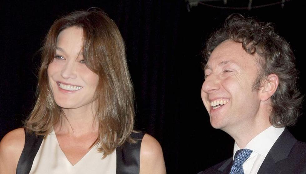 لماذا غضب نيكولا ساركوزي من زوجته كارلا بروني؟