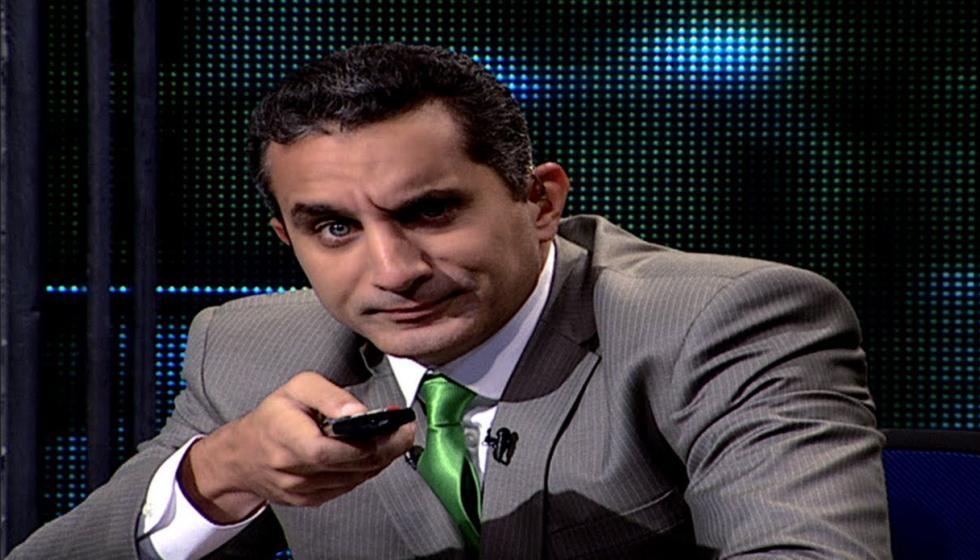 باسم يوسف بطل مسلسل كوميدي أميريكي
