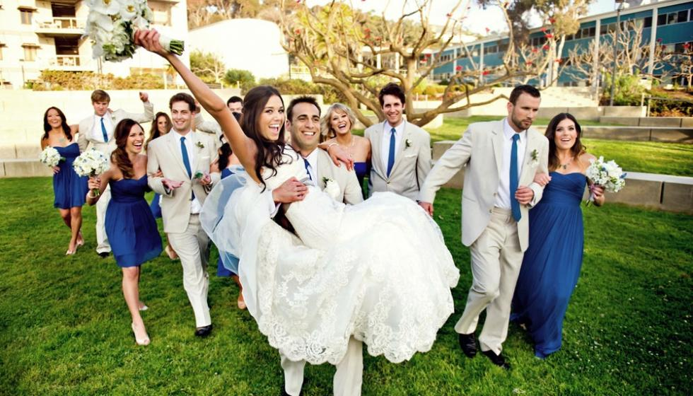 a89fa5aac6517 هكـذا تنظمـان حفـل زفاف ناجحا بميزانية صغيـرة!
