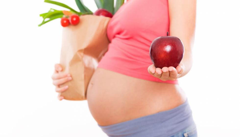 النظام الغذائي المناسب للمرأة حامل