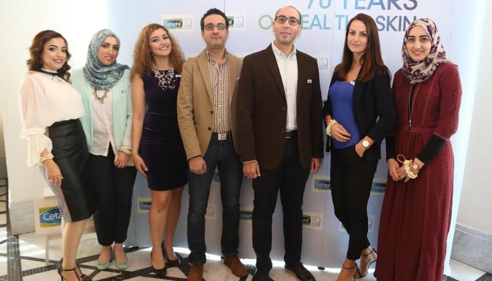 سيتافيل تحتفل بـ 70 عاماً من البشرة الصحية في الشرق الأوسط
